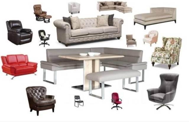 Разная мебель